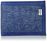 Levi's Printed Canvas Blue Men's Wallet