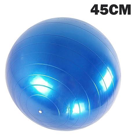 Amazon.com: Yoga Balls Bola Pilates Fitness Sports Gym ...