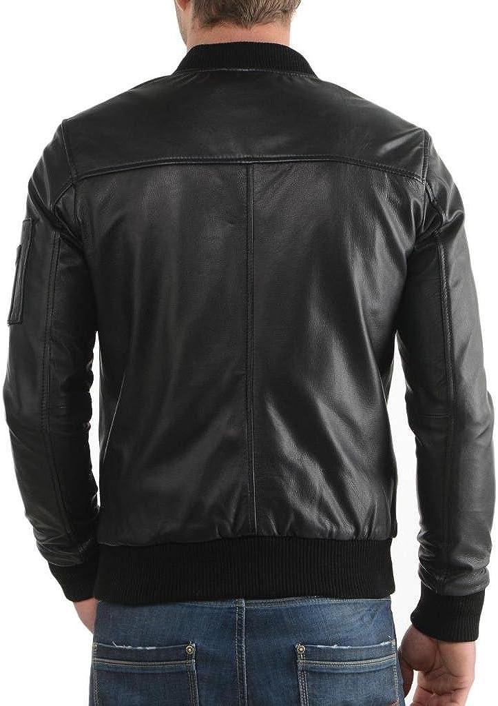 Pristine Leather Mens India X-Men Leather Jacket