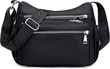 42cabc8bf590 Amazon.com: ZOCAI LEATHER: Crossbody Bags
