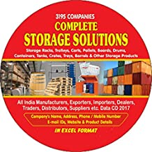 Complete Storage Solutions Companies Data