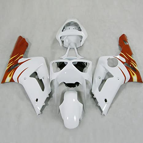 Amazon.com: Moto Onfire ABS Injection Fairing Kits Bodywork ...