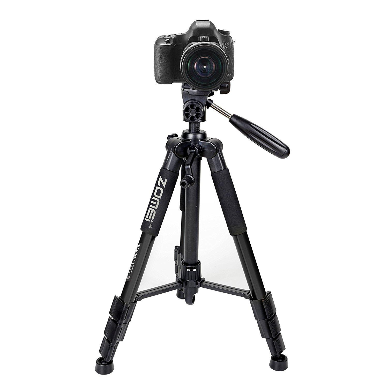 高品質の人気 VWNSZ カメラ三脚 ZOMEI DV Q111 55インチ プロフェッショナル B07Q21X8V3 アルミニウム合金 カメラ三脚 デジタル一眼レフカメラ キヤノン ニコン ソニー DV ビデオ スマート用 B07Q21X8V3, アワラシ:859dcc79 --- martinemoeykens.com