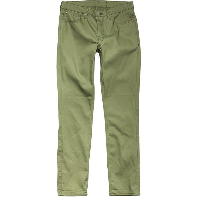 1ecc16c0617 Levi s Commuter 511 Pants Deep Lichen Green