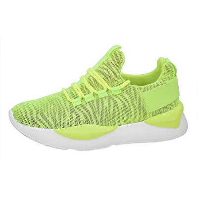 LUCKY-STEP Casual Lightweight Sneakers Breathable Mesh Running Shoes for Women and Ladies | Shoes