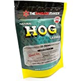 The Sausage Maker - North American Natural Hog Casings for Home Sausage Making, Make 25 lbs. of Standard Italian, Polish and