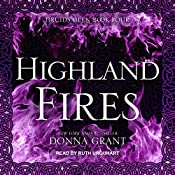 Highland Fires: Druids Glen Series, Book 4 | Donna Grant