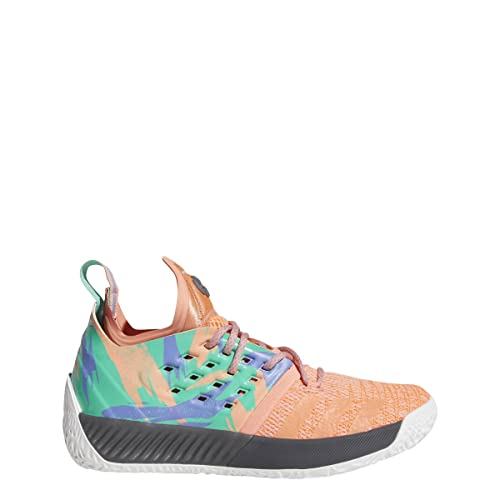 e71142900ace Adidas Harden Vol. 2 All Star Pack California Dreamin Shoe Junior s  Basketball 7 Chalk Coral