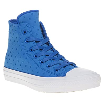 Converse Chuck Taylor All Star Ii High Femme Baskets Mode Bleu ZbRLq6Hoy