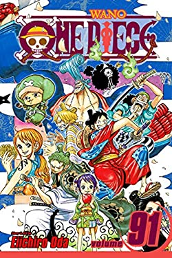 One Piece, Vol. 91: Adventure in the Land of Samurai