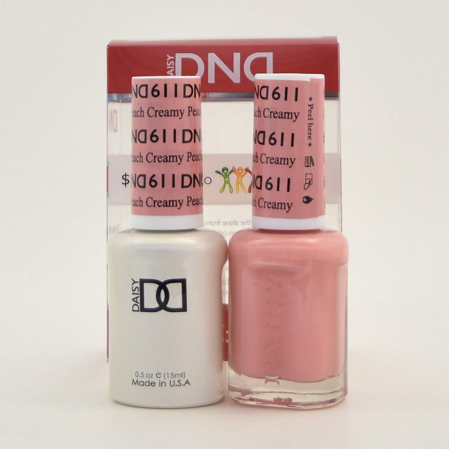 424 - DND Duo Gel-Lemon Juice - VL London Nails Supply