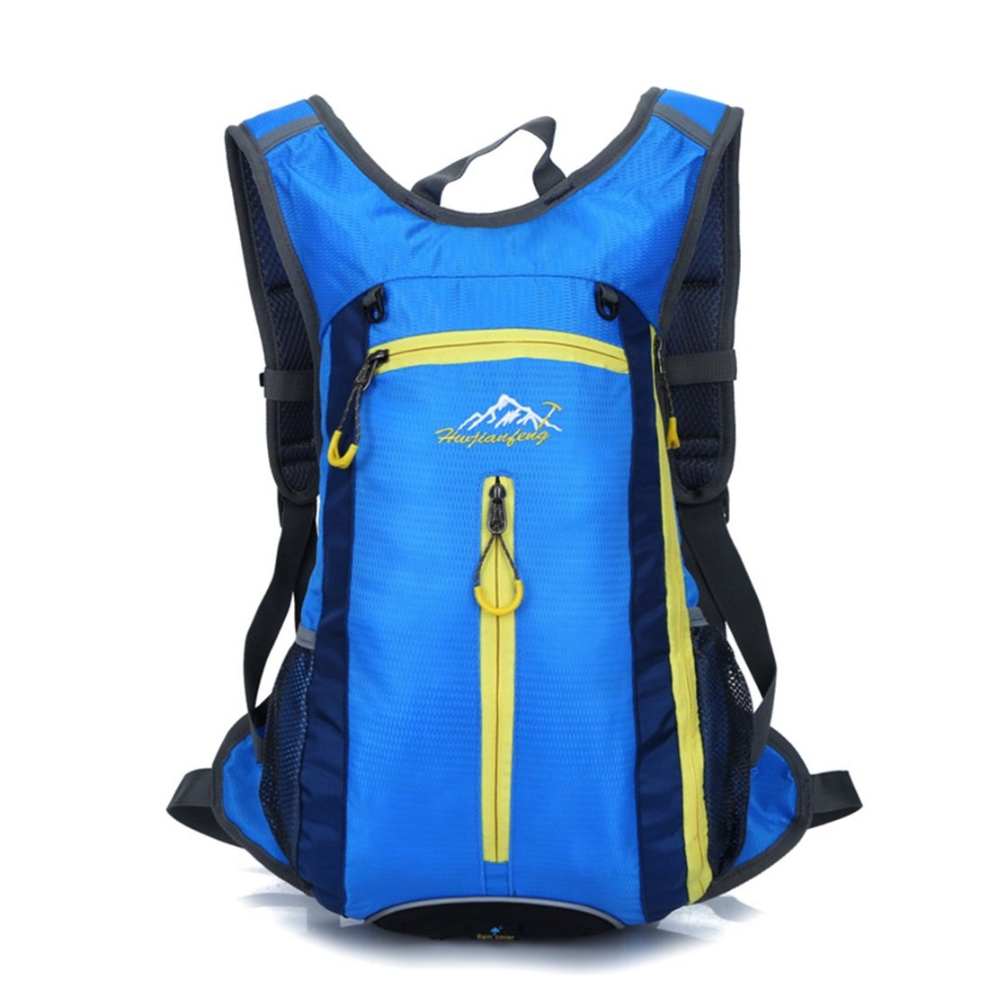 LJ Sports Bicycle Backpack With Breathable for Outdoor Running Climbing (jewelry Blue)
