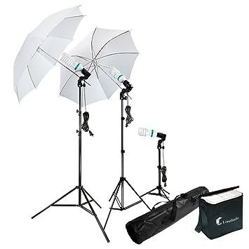 600 W Día Luz Paraguas de iluminación continua para estudio fotografía foto retrato por LimoStudio,