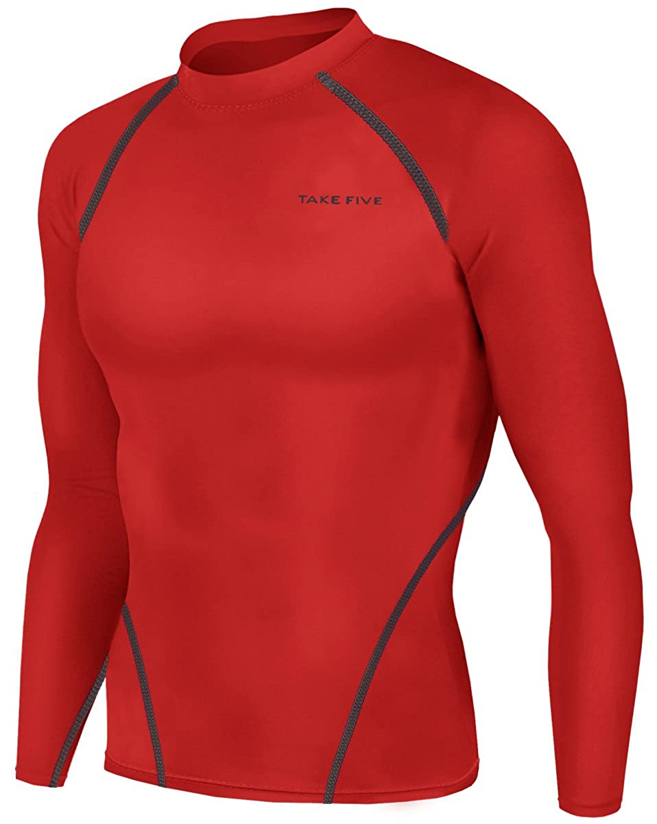 518cc949f23f2 JustOneStyle New Men Sports Apparel Long Sleeves Shirts Skin Tights  Compression Base Under Layer Top
