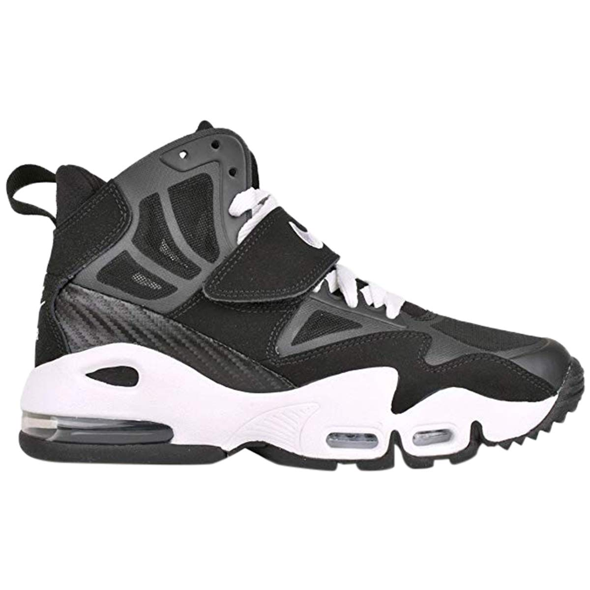 Nike Air Max Express (Gs) Big Kids Style: 525254-003 Size: 6 Black///White