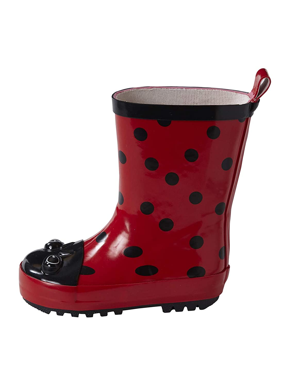 7f14587cb VERTBAUDET Botas de Agua bebé niña de Caucho  Amazon.es  Zapatos y  complementos