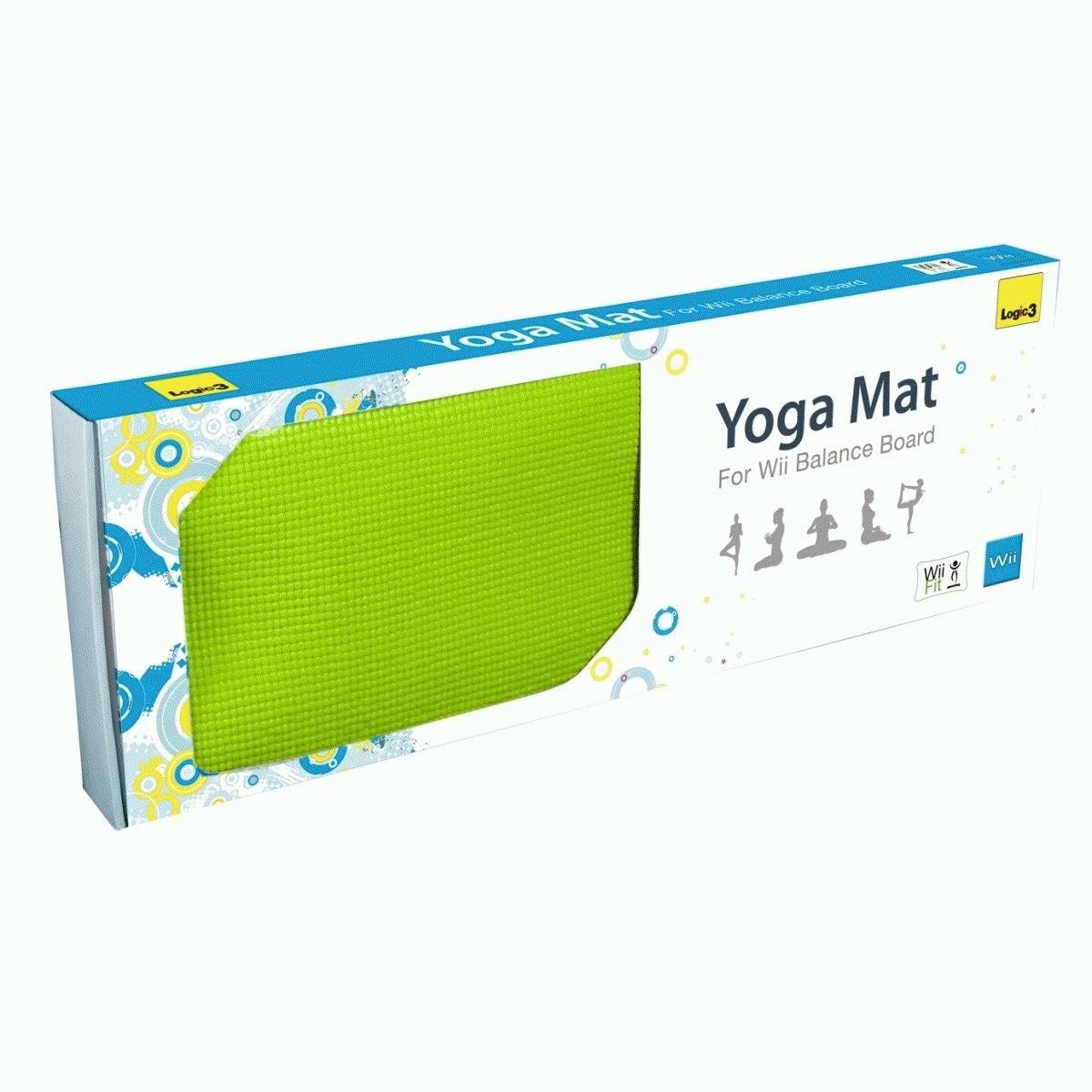 Logic3 Yoga Mat for Wii Balance Board - accesorios de juegos ...