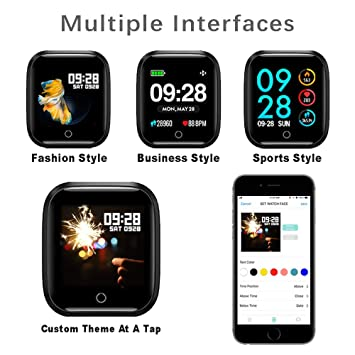 Fitness Tracker Watch, Activity Tracker Smart Watch