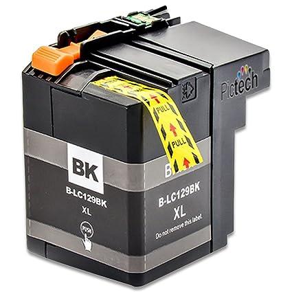 Pictech - Cartuchos de tinta compatibles para impresoras Brother ...