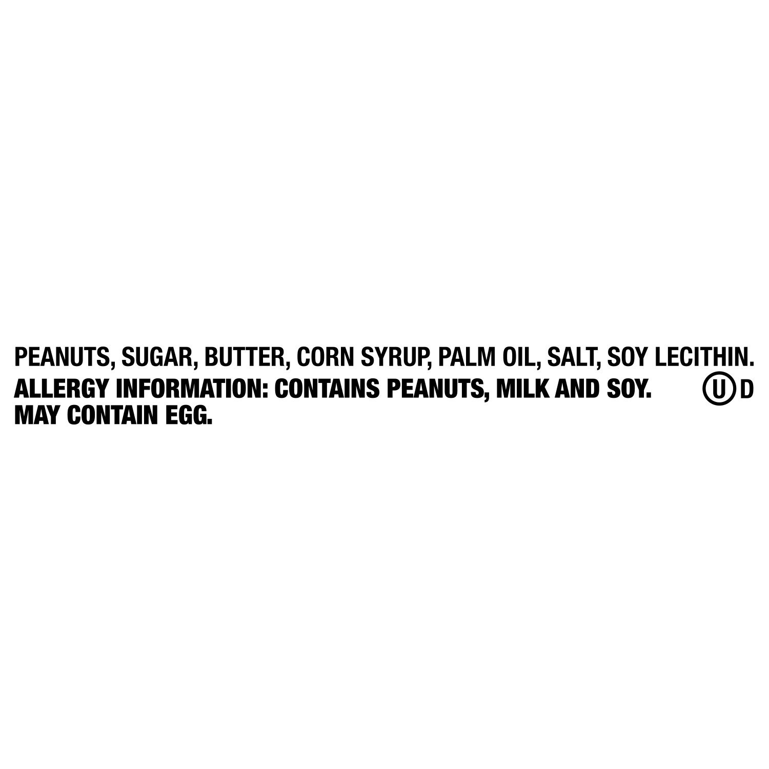 MUNCH Peanut Bar Singles Size 1.42-Ounce Bar 36-Count Box by Munch (Image #3)
