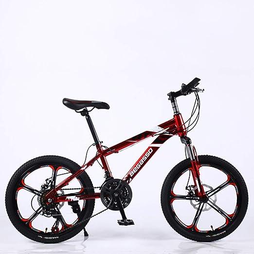 VANYA Bicicleta de montaña de 20 Pulgadas 27 la Velocidad del ...