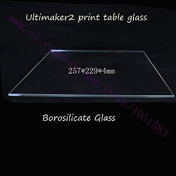 Liku técnicas Impresora 3D Ultimaker 2 imprimir placa de ...