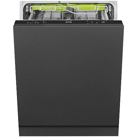 Smeg ST3337L Totalmente integrado 13cubiertos A+++ lavavajilla ...