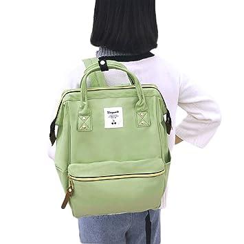 Amazon Co Jp Gj バックパック 甘い中学校の学校のバッグ女性の
