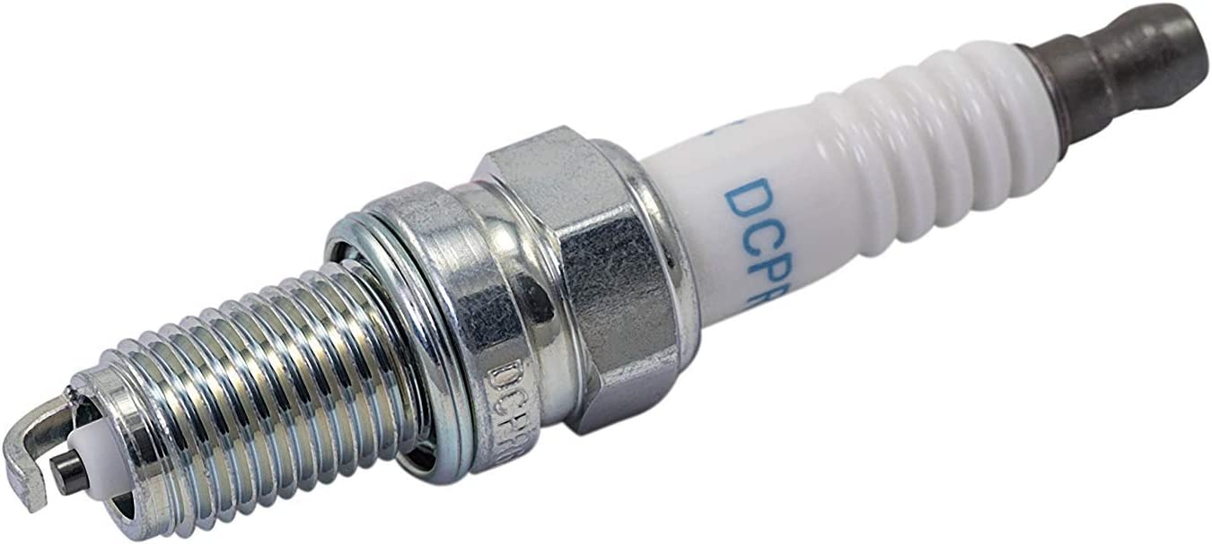 NGK Spark Plugs DCPR6E Pack of 2