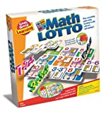 Small World Toys Learning - Math Lotto Matching Game