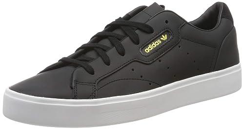 temperament shoes undefeated x wide varieties adidas Damen Sleek Sneaker