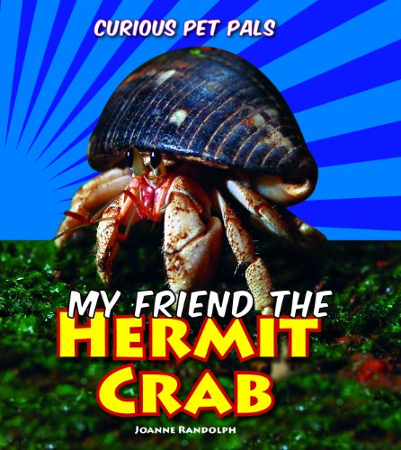 My Friend the Hermit Crab (Curious Pet Pals)