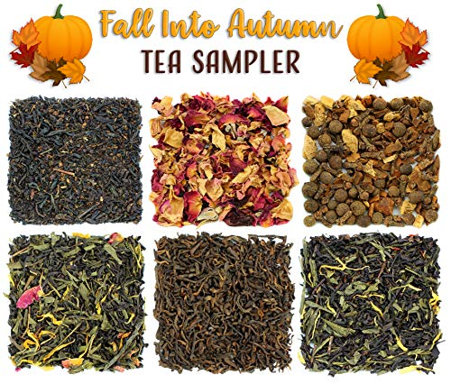 Autumn Tea Sampler Variety Assorted product image