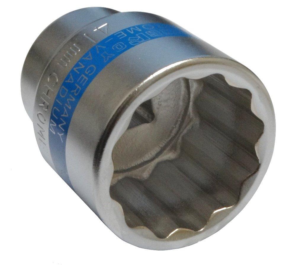 Aerzetix: Steckschlü ssel Einsatz Nuss 12 kant 3/4 41 mm 3800946186915