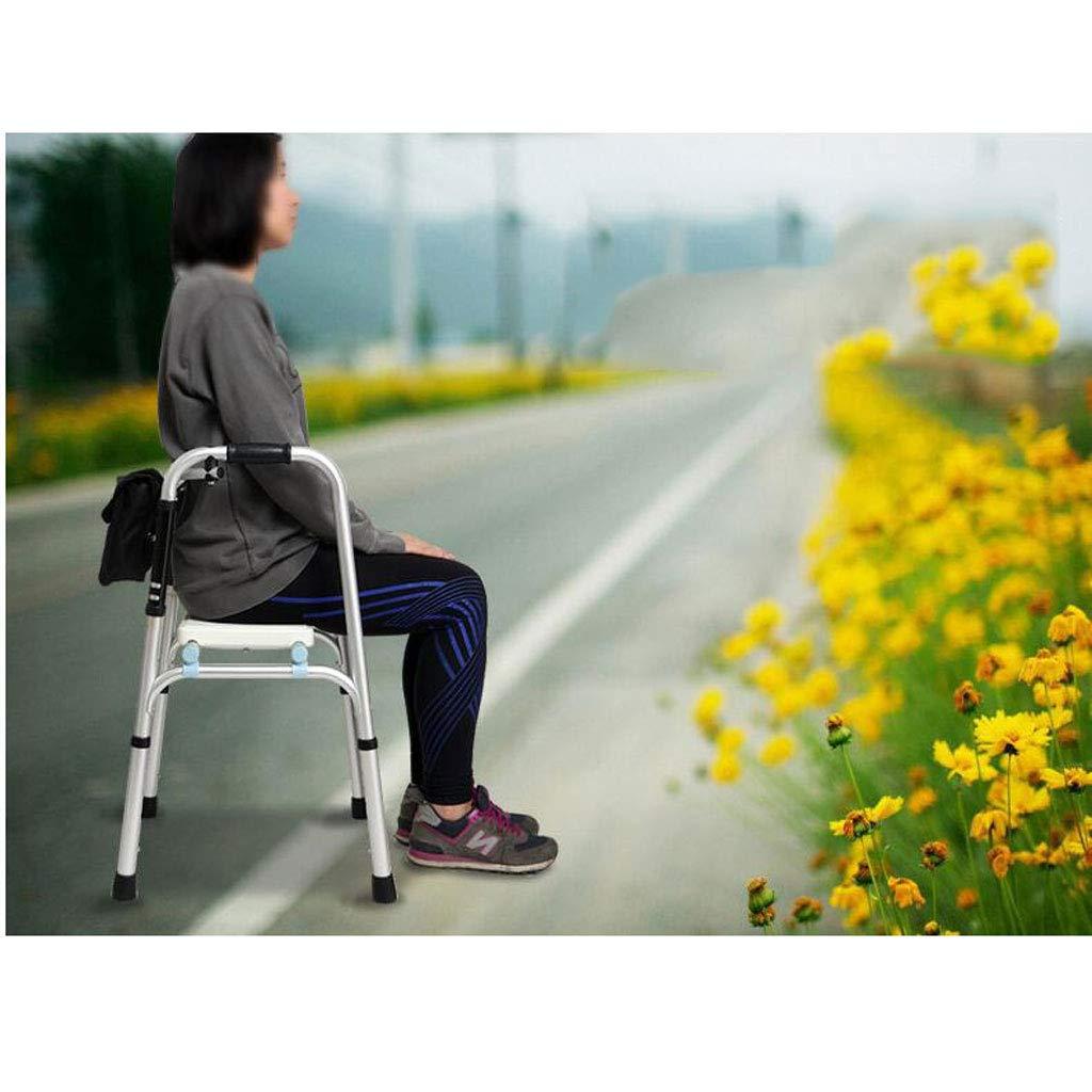 Andador Soportes Para Caminar Muletas Andador Ancianos ...
