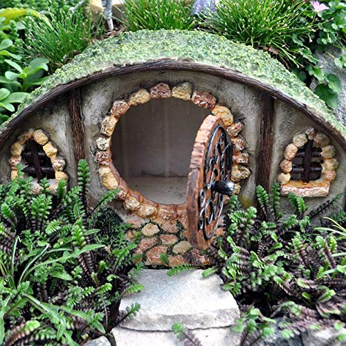 Hobbit House for Miniature Garden, Fairy Garden by Marshall Home and Garden (Image #3)