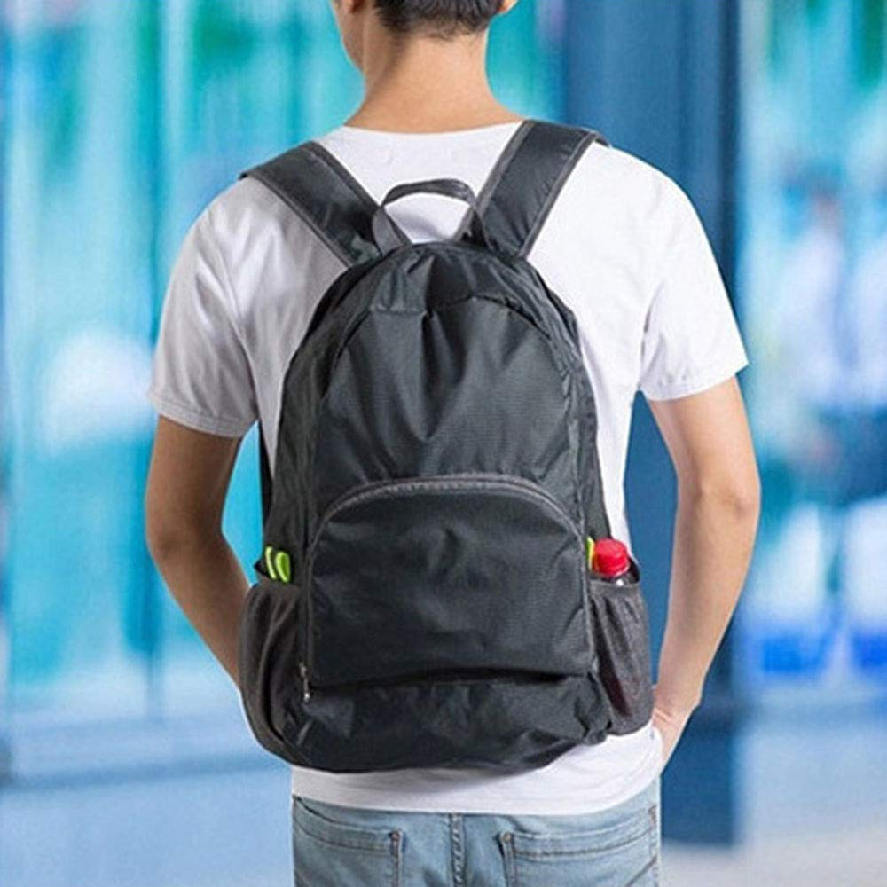 c4ba27dc8754 Amazon.com: Xeminor Foldable Backpack Lightweight Water Resistant ...