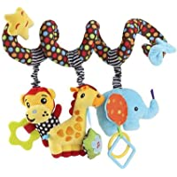 Infantil Baby Prams Cochecito Cama Spiral Actividad Pendiente