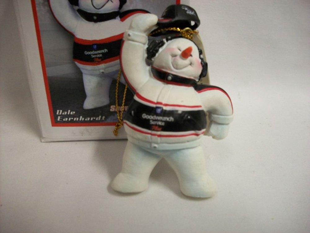 #3 Nascar Big Fan Christmas Ornament Dale Earnhardt Sr