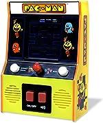 Basic Fun Arcade Classics - Pac-Man Color LCD Retro Mini Arcade