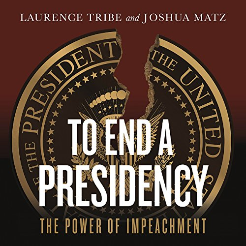 To End a Presidency cover