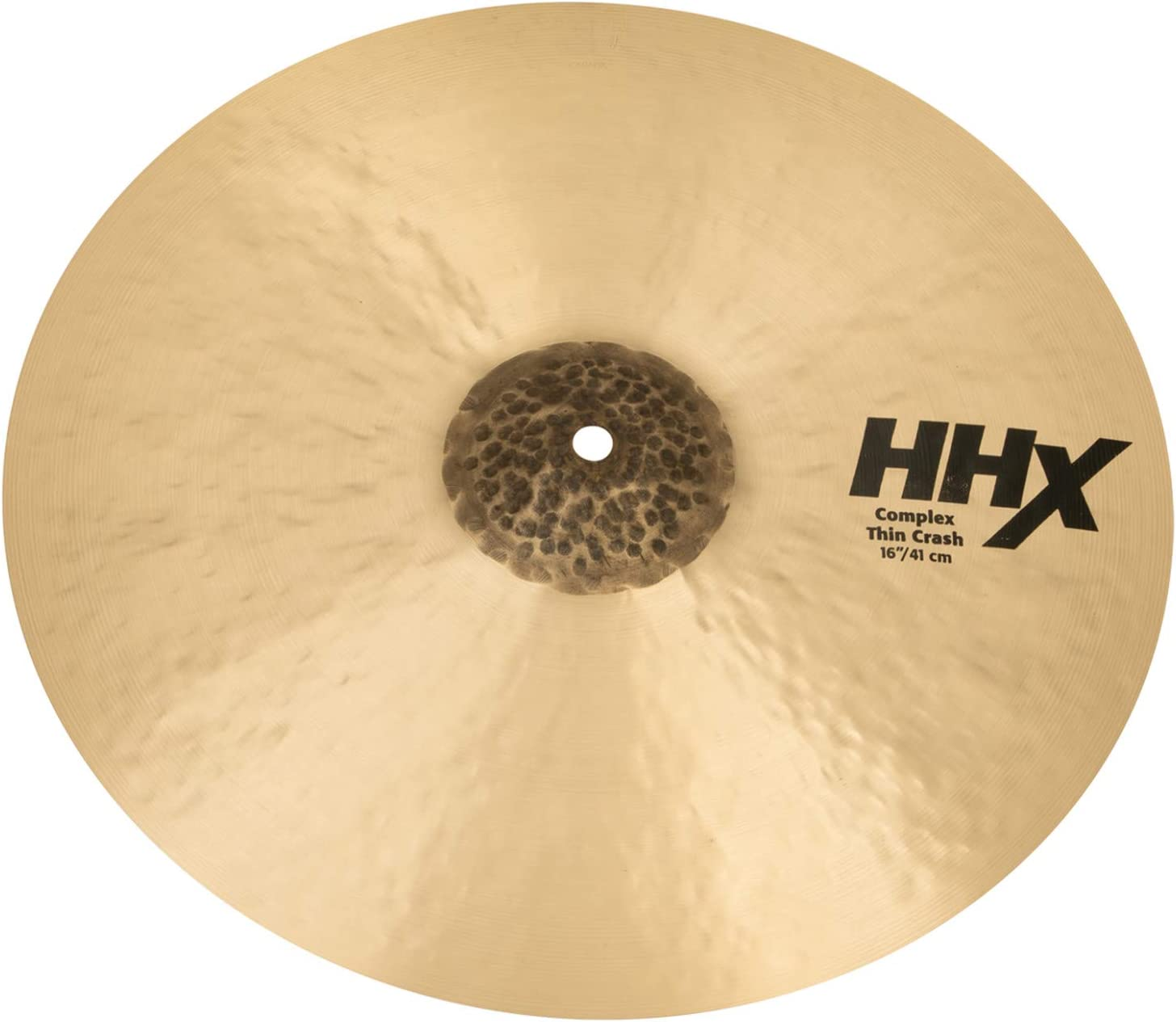 Bag Boom Arm Sabian 15005XCNP HHX Complex Promotional Set Cymbal Pack w//Cloth