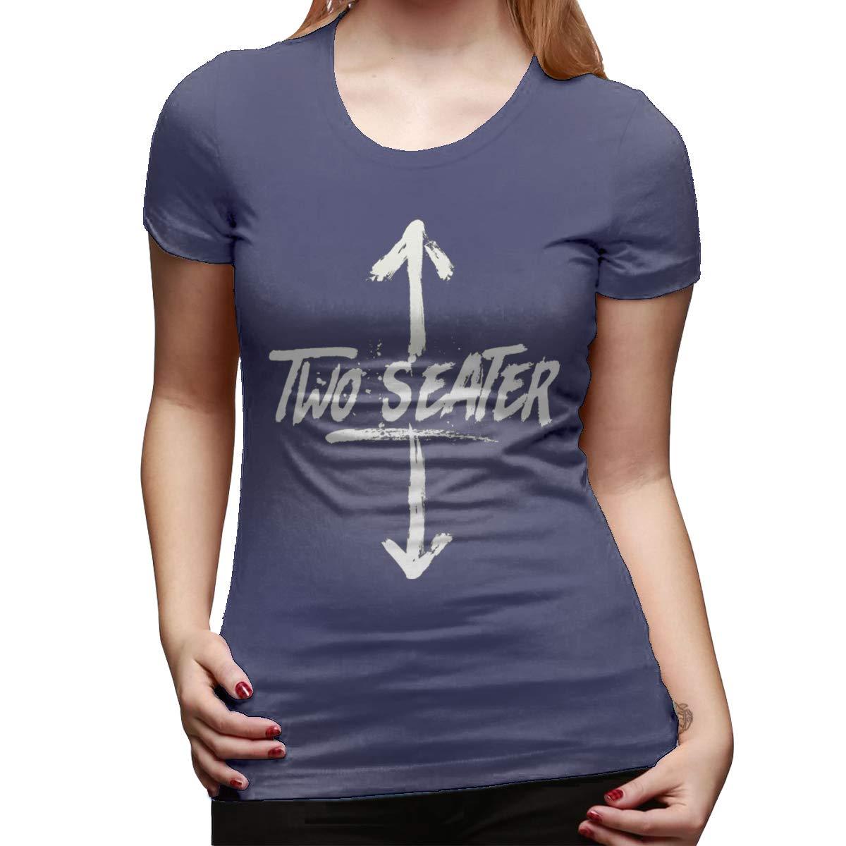 Nagetive Two Seater Tee Fashion T Shirt 9513