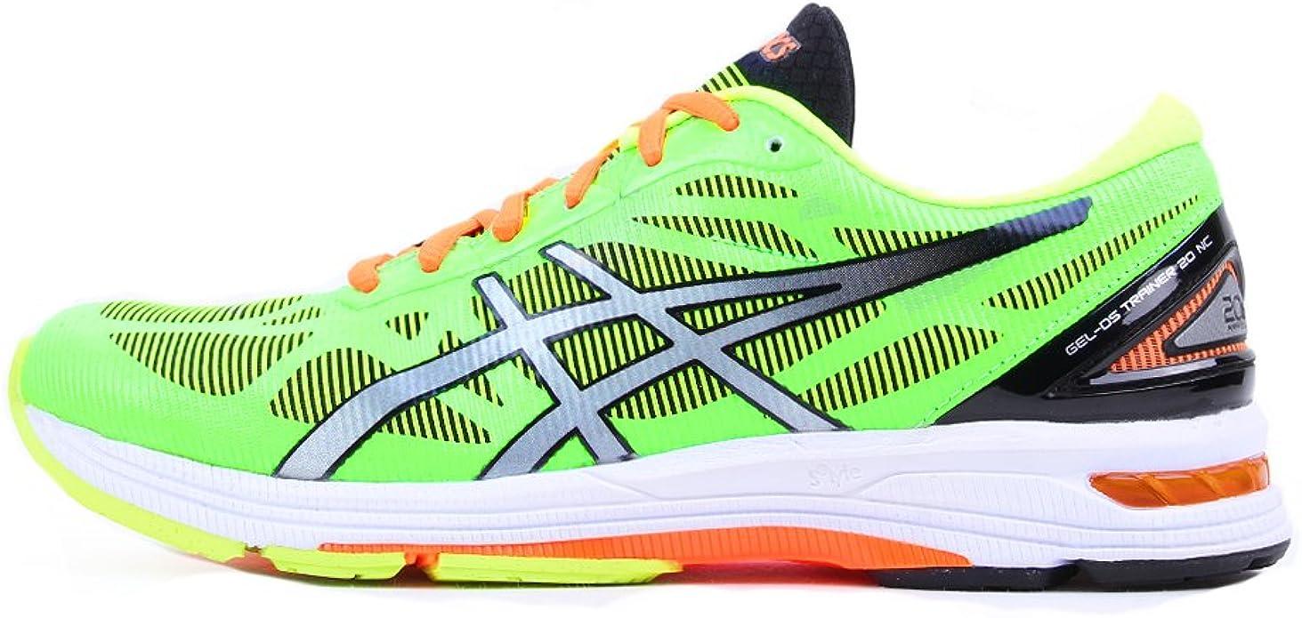 Asics Gel-Ds Trainer 20 Nc - Zapatillas de deporte para hombre, color Verde, talla 45 EU: Amazon.es: Zapatos y complementos