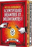 Petites expériences scientifiques déjantées et décoiffantes! - Le coffret