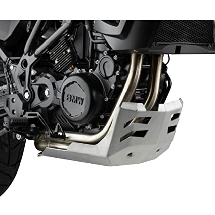 Amazon Com Givi Rp5103 Skid Plate For Bmw F650gs Twin F700gs F800gs