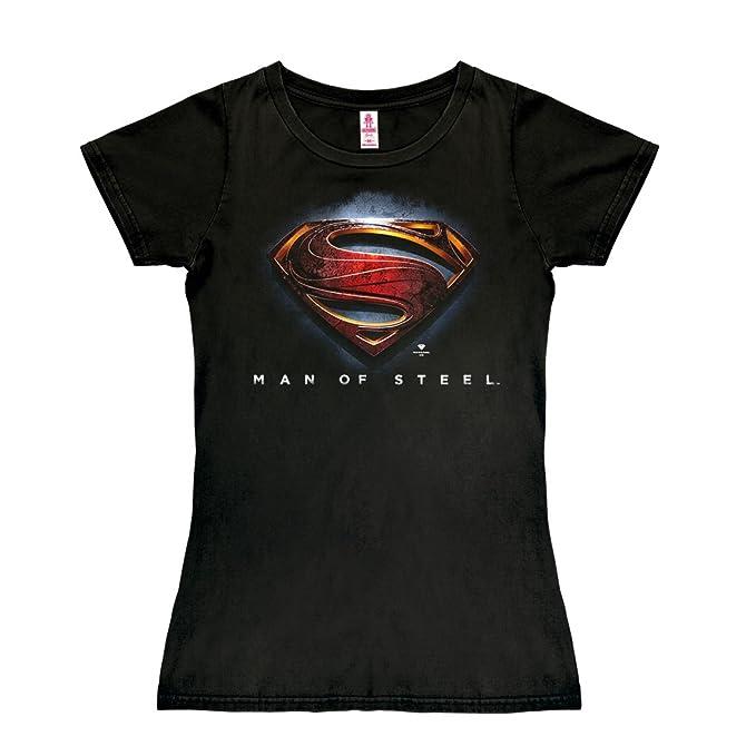 DC Comics Hombre Superman Man of Steel Camiseta r5DMFG3