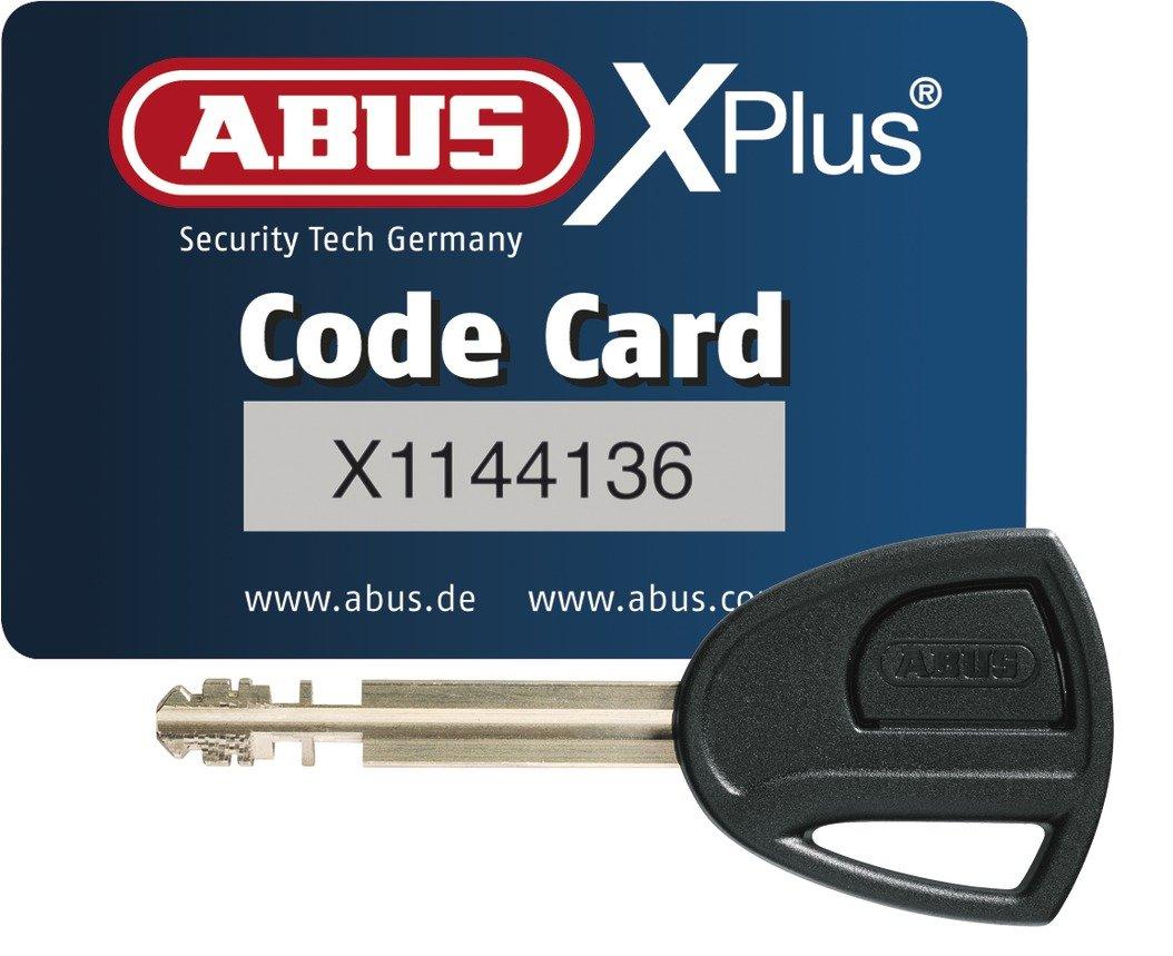 Abus Granit Sledg 77 Code Card