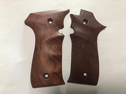 Amazon.com: NUEVO Mango de madera para llama 380 ACP Pistola ...