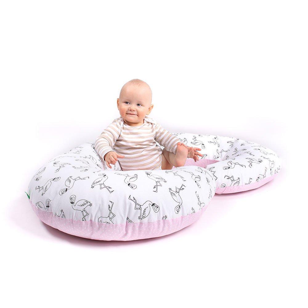 LULANDO Almohada Para Las Mujeres Embarazadas Para Lactaci/ón Para Dormir Descansar Jugar